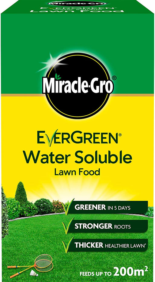 Miracle Gro Soluble Lawn Food 200m 1kg