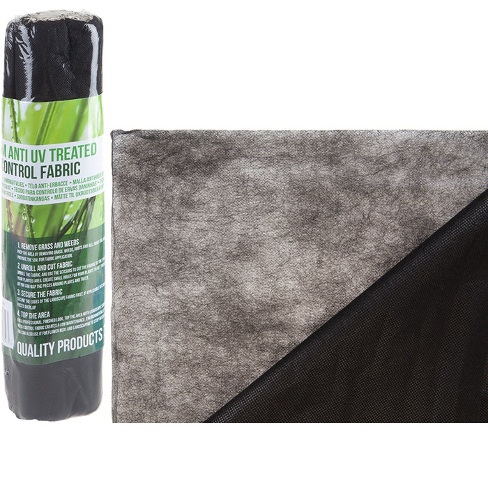 DISC Weed Control Fabric - 1m x 5m