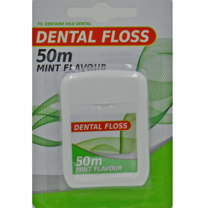 Mint Dental Floss - 50M