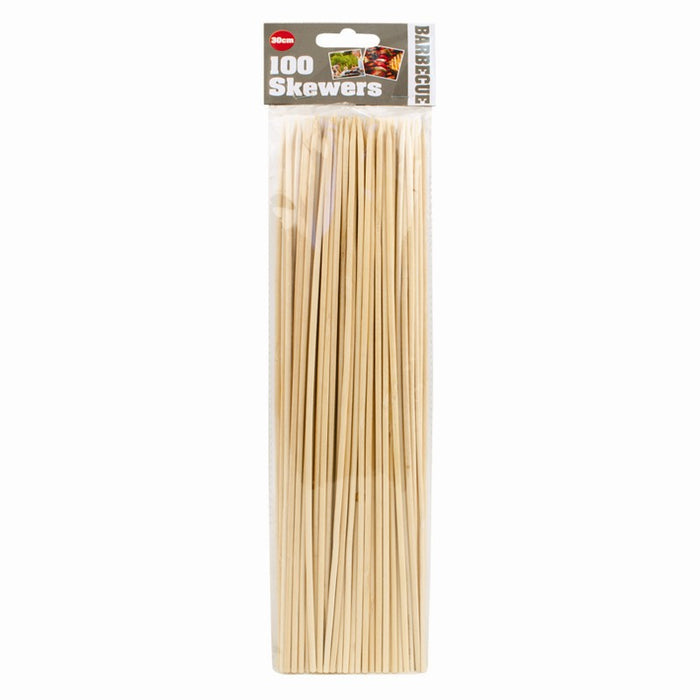 Bamboo Skewers - 100pc