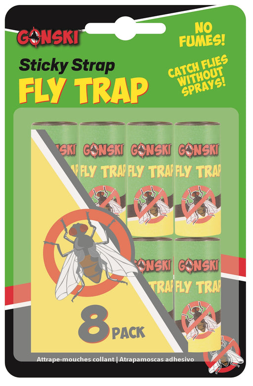 Flying Insect Catchers  - 8pc