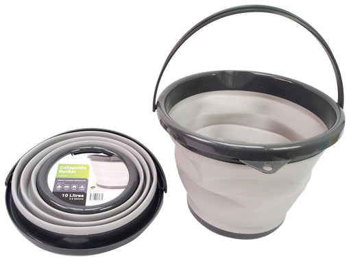 DISC Collapsible Bucket - 10 Litre
