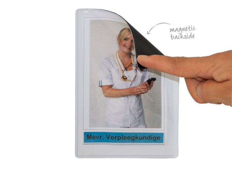 Magnetic Photo Pouch - 3pc