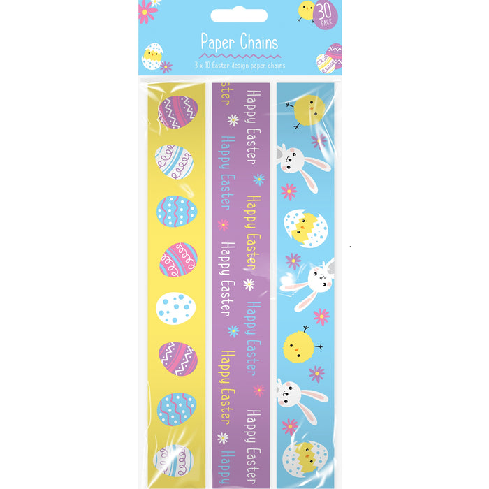 Easter Paper Chains - 30pc