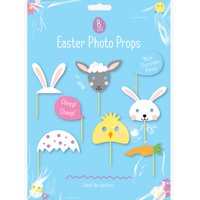 Easter Photo Props - 8pc Set