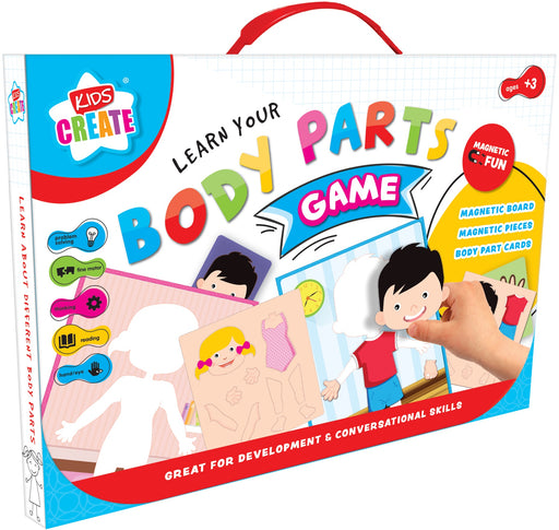 Body Parts Game