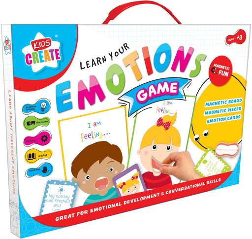 Learn Your Emotions Game