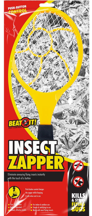 DISC Electric Insect Zapper - Handheld