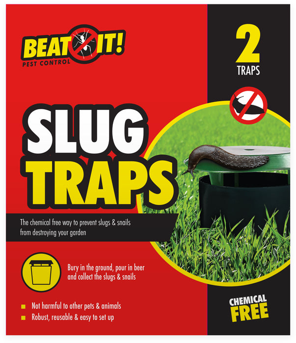 Slug Traps - 2pc Set