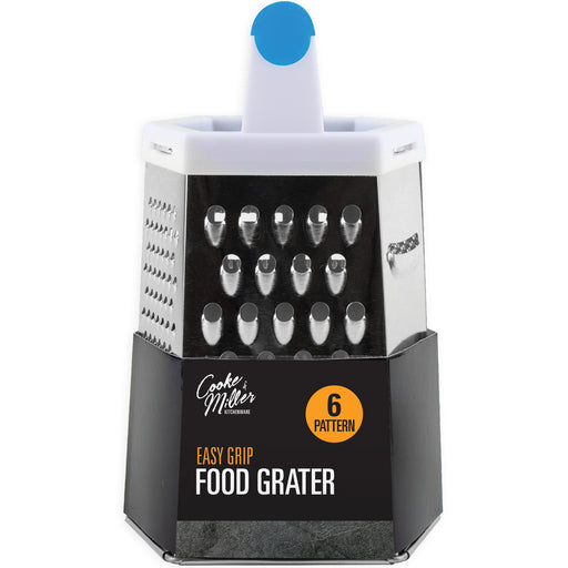 DISC Food Grater - Six Sided