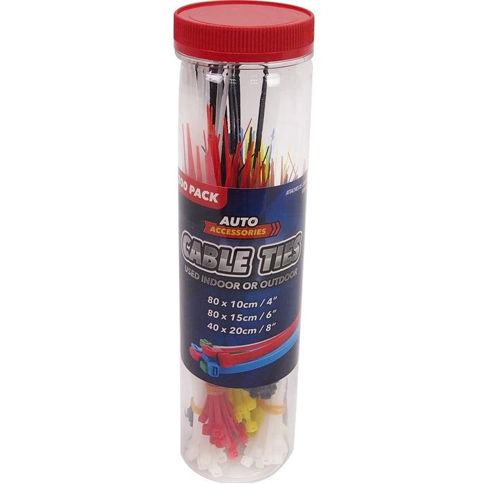 Cable Ties - 200pc