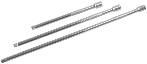 "1/4"" Extension Bar Set  - 3pc"