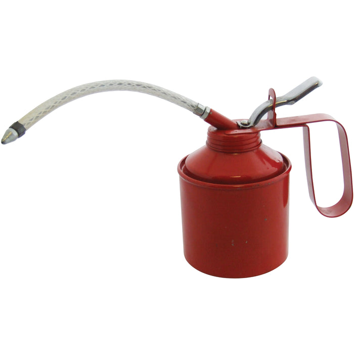 Oil/Lube Pump Can with Flexible Spout