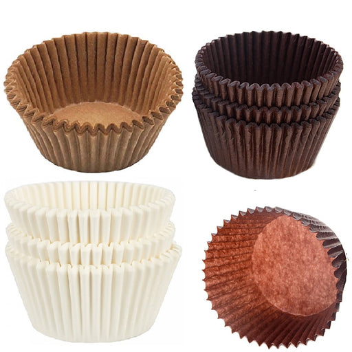 Large Muffin Cases - 100pc