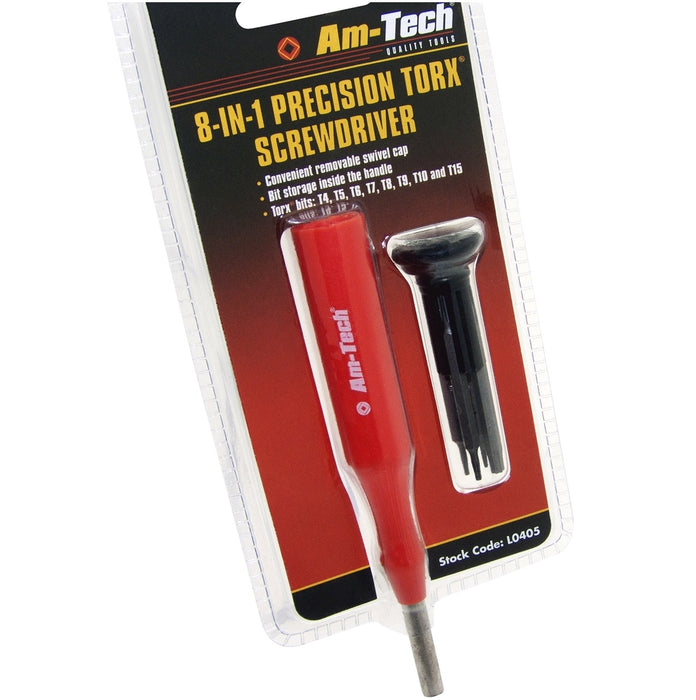 Precision Torx Screwdriver