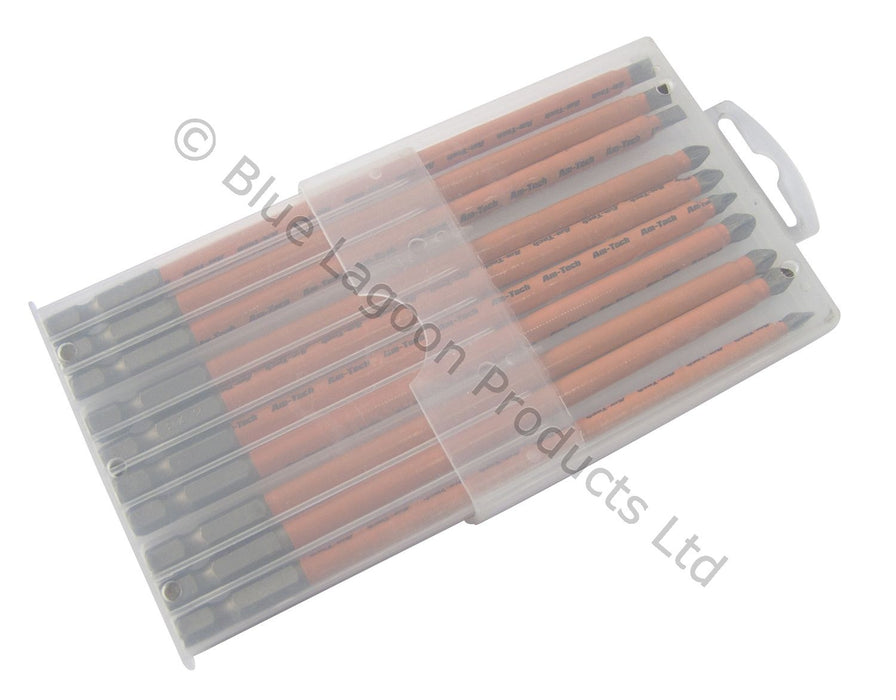150mm Non Slip/Skid Bits  - 10pc