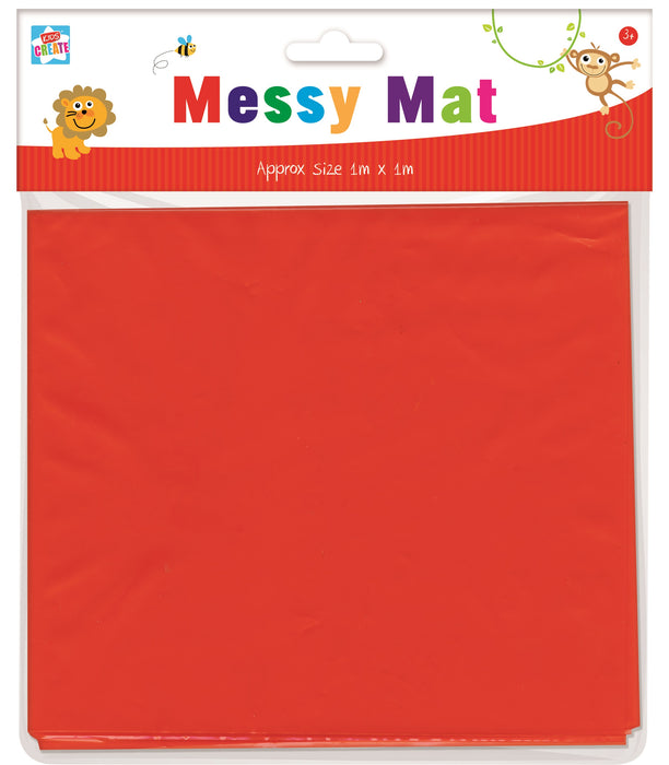 Childrens Messy Play Mat - 1M x 1M
