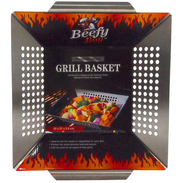 BBQ Vegetable Grill Basket