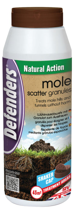 Mole Scatter Granules - Assorted Packs