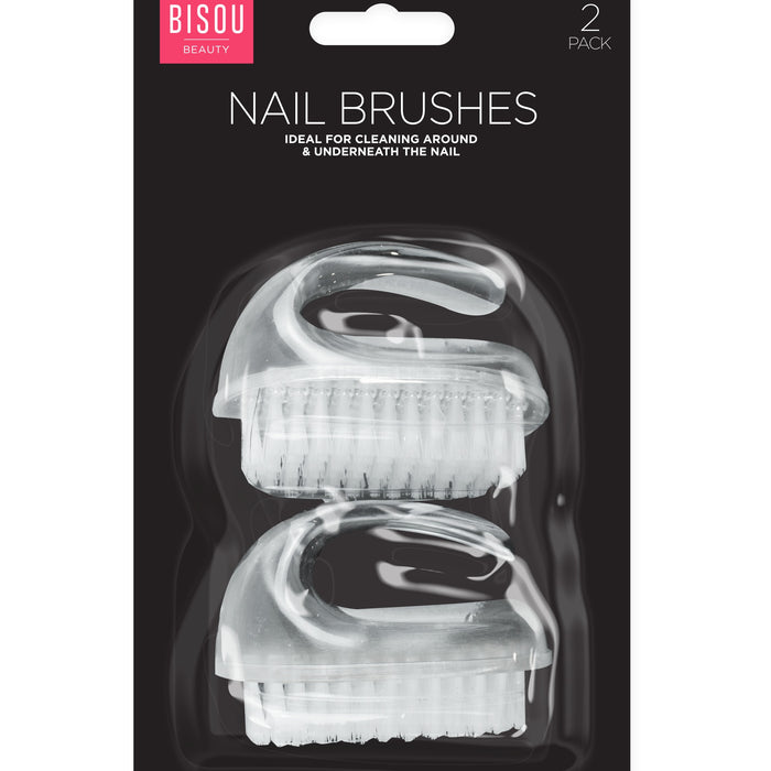 Nail Brushes - 2pc Set