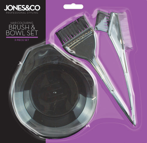 Professional Hair Colouring Set - 3 Piece Set