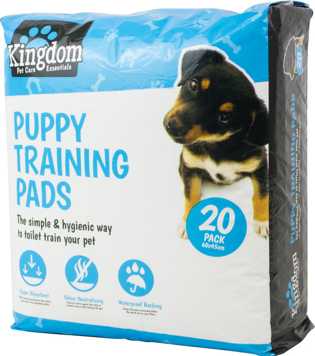 Puppy Training Pads - 20pc
