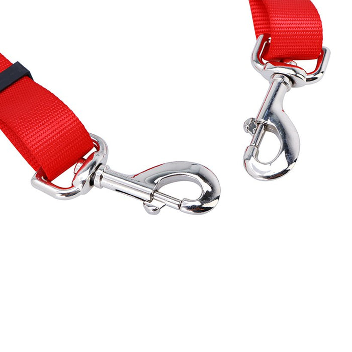 Dual Dog Lead - Hand Held