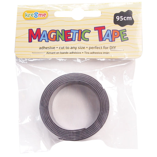 Magnetic Self Adhesive Strips - 95cm