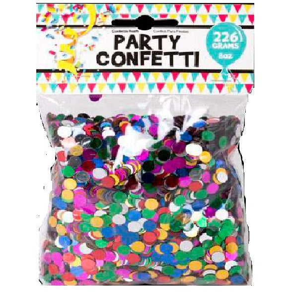 DISC Party Confetti Bag - 226g