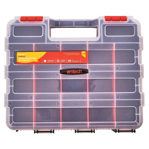 Double Sided Storage Box - 34 Section