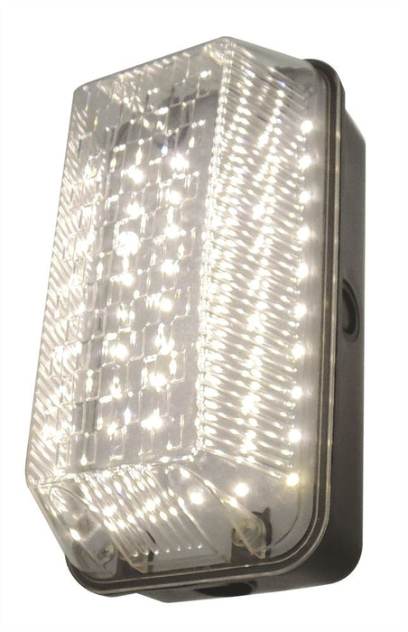 Rectangle LED Bulk Head - 10W LED