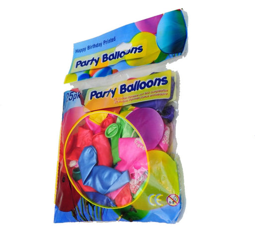 Happy Birthday Balloons - 2pc5