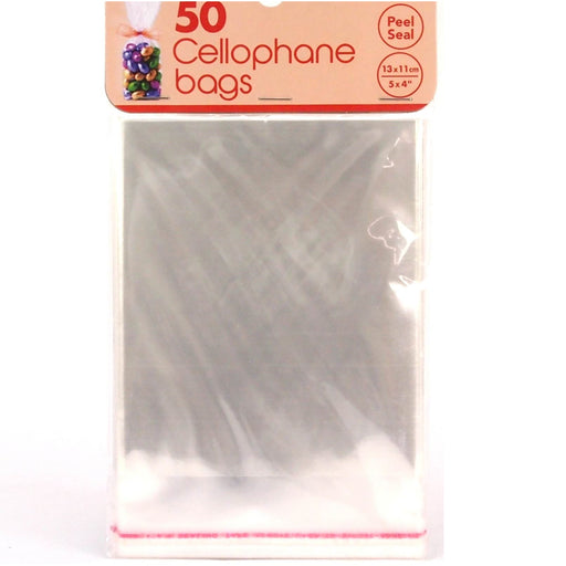 Cellophane Bags - 5pc0