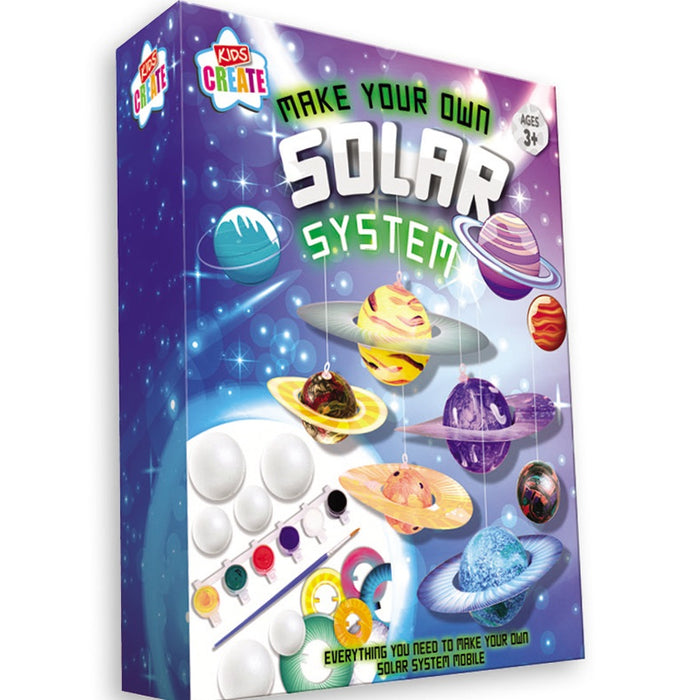 Solar System Kit - Ages 3+