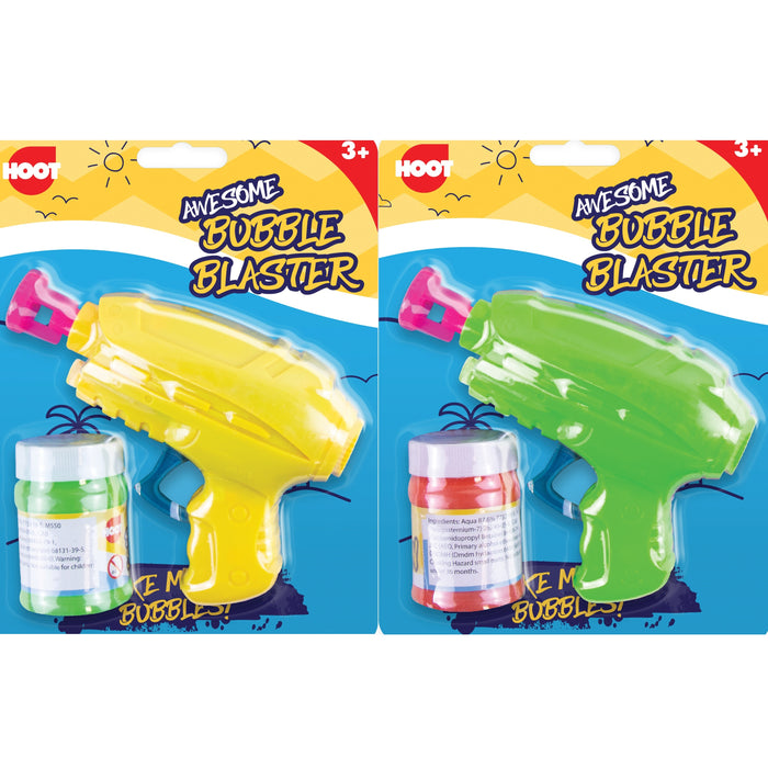 Bubble Blaster - Ages 3+