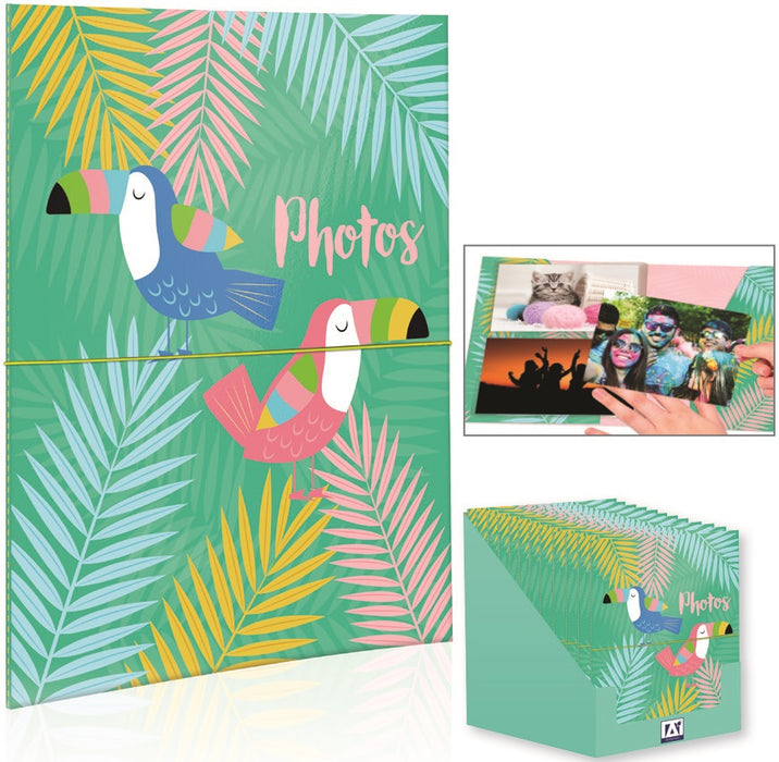 Tropical Photo Album - 6x4""