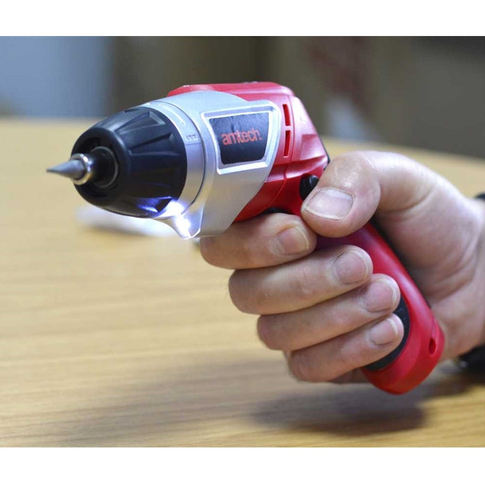 LED Cordless Screwdriver Set - 3.6V