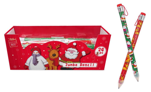Jumbo Christmas Pencil - 40cm