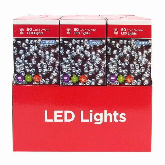Battery Operated LED Christmas Lights
