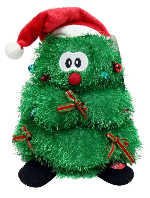 Muscial Singing Christmas Tree - 22cm