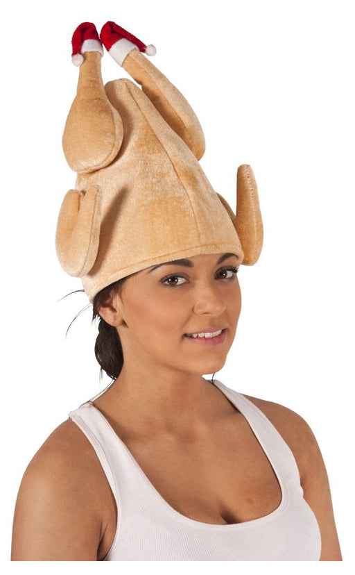 Roast Turkey Hat - 30cm