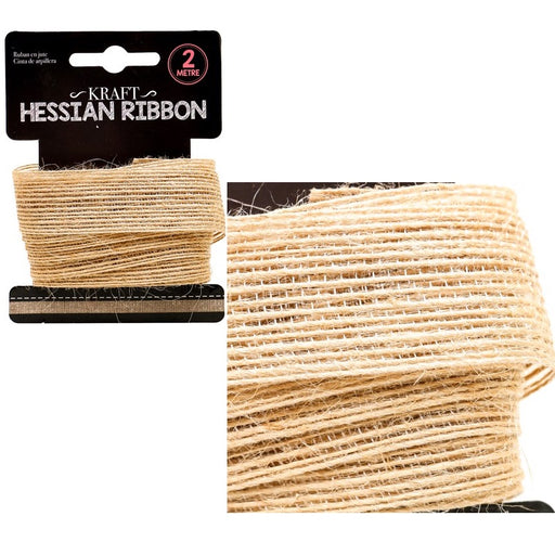 Hessian Ribbon - 2m