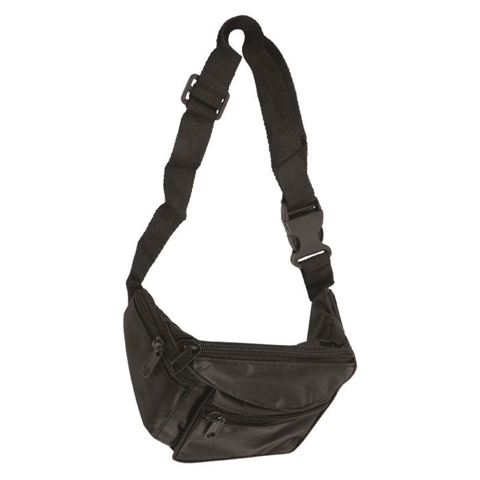 Bum Bag - 4 Zipped Pockets
