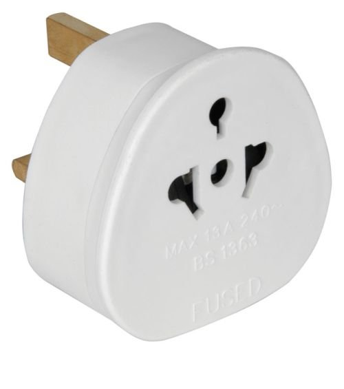Visitor Adapter - UK & Ireland
