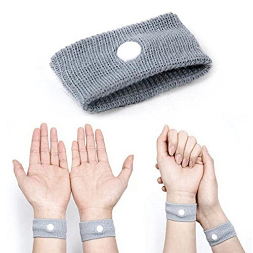 Travel Sickness Wristbands 2pc