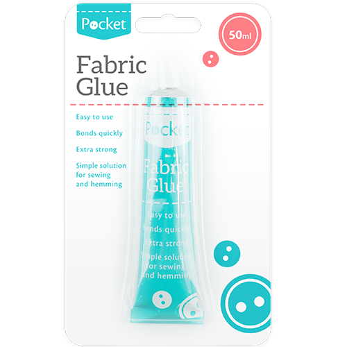 Fabric Glue Tube - 50ml