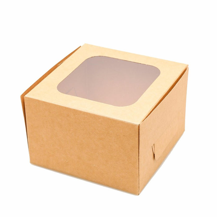 Party Kraft Treat Box - 3pc