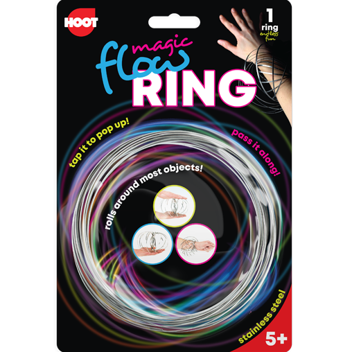 Flow Ring Kintetic Bracelet