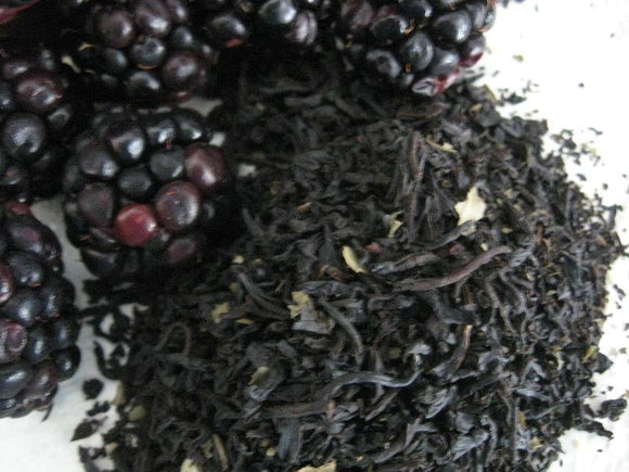 Blackberry Black Tea All natural
