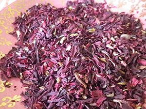 Hibiscus Flower tea all natural
